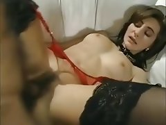 Double Penetration, French, Group Sex, Hairy, Vintage
