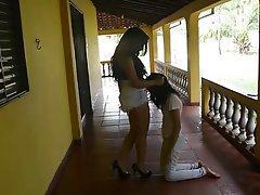 BDSM, Brazil, Femdom, Strapon