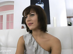 Anal, Babe, Big Cock, Casting, Cumshot