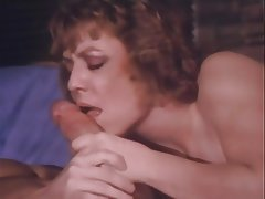 Old and Young, Blowjob, Facial, Big Boobs, Vintage