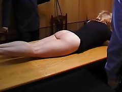 Amateur, Spanking, Russian