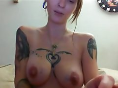 Amateur, MILF, Tattoo, Webcam