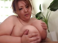 Asian, BBW, Big Boobs, Japanese