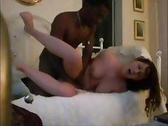 Amateur, Babe, Brunette, Interracial