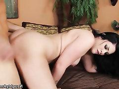 Asian, Big Ass, Cumshot, Ebony, Solo