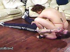 Amateur, Ass Licking, British, Face Sitting