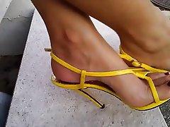 Amateur, High Heels