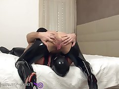 Ass Licking, Face Sitting, Femdom, German, MILF