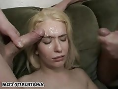 Amateur, Anal, Facial, Group Sex