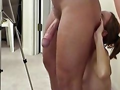Amateur, Ass Licking, Blowjob, Facial