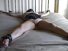 Nerd, Amateur, BDSM, Bondage