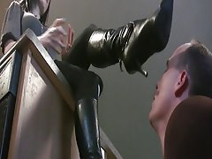 Amateur, Femdom, Foot Fetish, BDSM