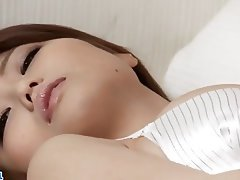 Asian, Japanese, Lingerie, Masturbation
