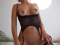 Amateur, Creampie, German, Interracial