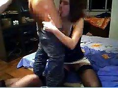 Amateur, Blowjob, Threesome, Webcam