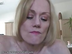 Amateur, Blowjob, Cum in mouth, Granny