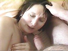 Amateur, Cum in mouth, Cumshot, Mature, Sucking