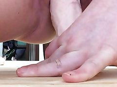 Amateur, Close Up, Dildo, Homemade
