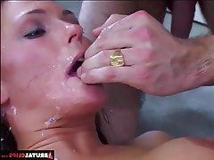 Anal, Blowjob, Double Penetration, Hardcore, Threesome