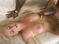 Big Cock, Blonde, Interracial, Vintage, Wife