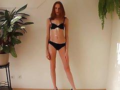 Amateur, Bikini, Casting