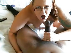 Amateur, Blowjob, Interracial, POV