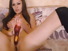 Amateur, Masturbation, Webcam, Beauty