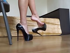 Foot Fetish, High Heels