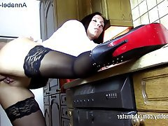 Amateur, Cumshot, German, High Heels