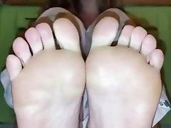 Amateur, Blonde, Foot Fetish