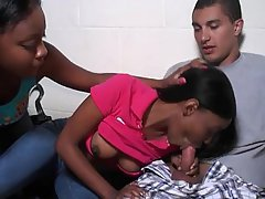Black, Ebony, Girlfriend, Reality