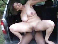 Amateur, MILF, Big Black Cock