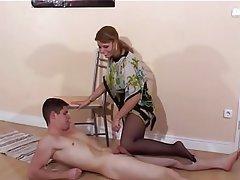 BDSM, Foot Fetish, Mistress