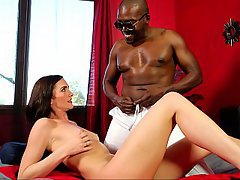 Massage, Interracial, MILF, Blowjob