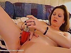 Amateur, Masturbation, Wife, Homemade