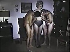 Amateur, Mature, Threesome