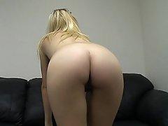 Amateur, Blonde, Casting, Fucking