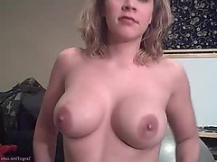 Amateur, Big Tits, Blonde, Blowjob, Girlfriend