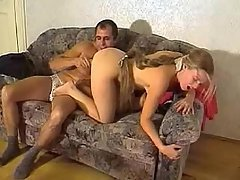 Amateur, Blonde, Dildo, Fucking, Girlfriend
