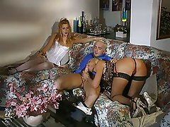 Amateur, Babe, Blonde, Cumshot, Threesome