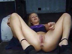 German, Amateur, Blonde, Blowjob