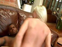 Blonde, Facial, Interracial, Swinger