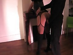 Amateur, BDSM, Blowjob, Spanking