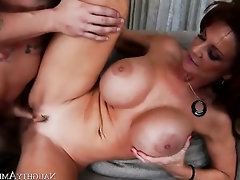 Asian, Big Cock, Cumshot, Mature, MILF