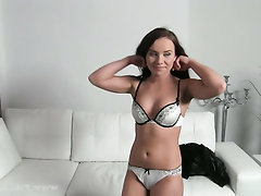 Blowjob, Stockings, Amateur, Casting