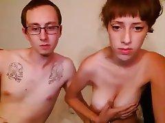 Amateur, Big Boobs, Brunette, Hardcore, Webcam
