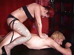 BDSM, Bondage, Femdom, Strapon