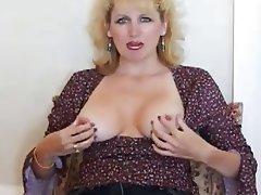 Amateur, Blonde, Cumshot, Mature, MILF
