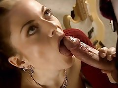 Blowjob, Cumshot, French, Handjob
