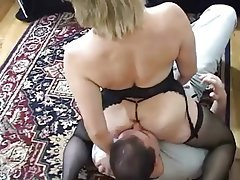 Ass Licking, Face Sitting, Femdom, Mature, MILF